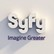 Logo SyFy - Channel TV SyFy